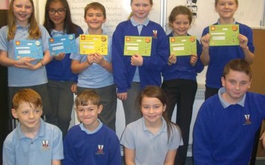 Primary Maths Challenge 2014